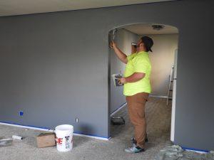 diy interior painting