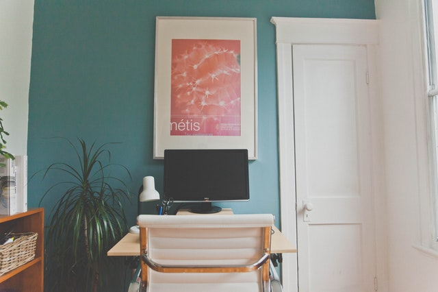 The Best Paint Colors For Your Home Office
